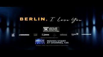 DIRECTV Cinema TV Spot, 'Berlin, I Love You' - Thumbnail 8