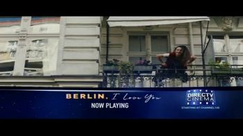 DIRECTV Cinema TV Spot, 'Berlin, I Love You'