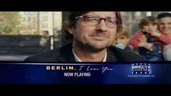 DIRECTV Cinema TV Spot, 'Berlin, I Love You' - Thumbnail 4