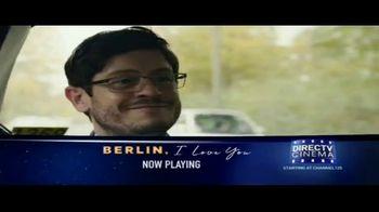 DIRECTV Cinema TV Spot, 'Berlin, I Love You' - Thumbnail 7