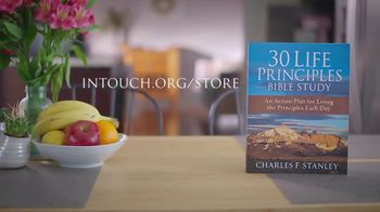 In Touch Ministries 30 Life Principles Bible Study TV Spot, 'The Ultimate Guide' - Thumbnail 8