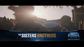DIRECTV Cinema TV Spot, 'The Sister Brothers' - Thumbnail 1