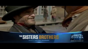 DIRECTV Cinema TV Spot, 'The Sister Brothers'