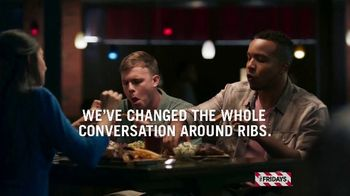 TGI Friday's Big Ribs TV Spot, 'Bigger, Bolder and Meatier' - Thumbnail 4