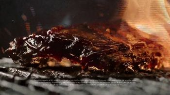TGI Friday's Big Ribs TV Spot, 'Bigger, Bolder and Meatier' - Thumbnail 6