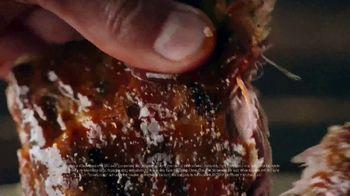 TGI Friday's Big Ribs TV Spot, 'Bigger, Bolder and Meatier' - Thumbnail 8