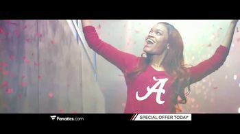 Fanatics.com TV Spot, 'College Gear' Song by Greta Van Fleet - Thumbnail 4