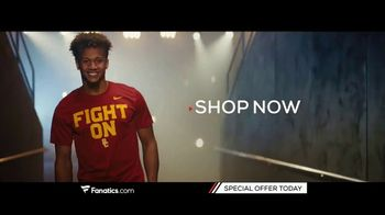 Fanatics.com TV Spot, 'College Gear' Song by Greta Van Fleet - Thumbnail 8