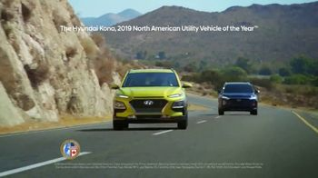 2019 Hyundai Kona TV Spot, 'Paid Attention' [T2]