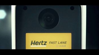 Hertz Fast Lane TV Spot, 'Blink of an Eye' - Thumbnail 5