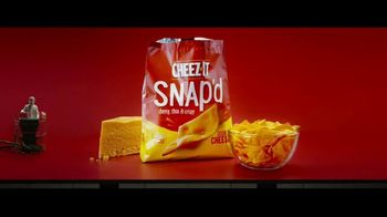 Cheez-It Snap'd TV Spot, 'Cheese Crisis' - Thumbnail 10