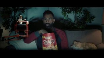 Cheez-It Snap'd TV Spot, 'Cheese Crisis' - Thumbnail 4