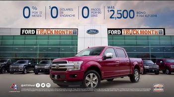 Ford Truck Month TV Spot, 'La mejor selección' con La Maquinaria Norteña [Spanish] [T2] - Thumbnail 8