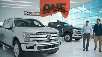 Ford Truck Month TV Spot, 'Like a Texas Barbecue' [T2] - Thumbnail 2