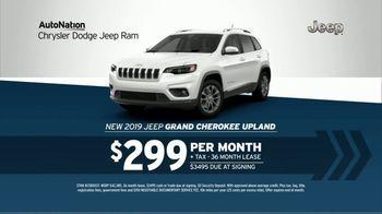 AutoNation TV Spot, '12 Million Vehicles: Grand Jeep Cherokee' - Thumbnail 5