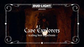 Bud Light TV Spot, 'Cave Explorers' - Thumbnail 1