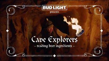 Bud Light TV Spot, 'Cave Explorers' - Thumbnail 2
