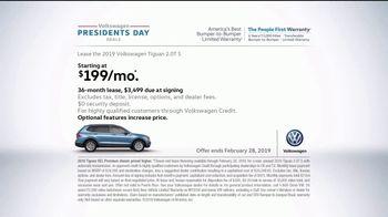 Volkswagen Presidents Day Deals TV Spot, 'Abilities' [T2] - Thumbnail 10