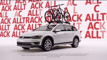 Volkswagen Presidents Day Deals TV Spot, 'Ability' [T2]