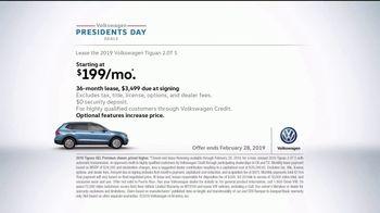 Volkswagen Presidents Day Deals TV Spot, 'Abilities' [T2] - Thumbnail 9
