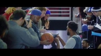 Hulu TV Spot, 'Hulu Has Live Sports' Featuring Joel Embiid - Thumbnail 4