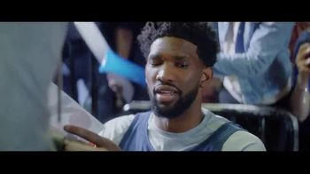 Hulu TV Spot, 'Hulu Has Live Sports' Featuring Joel Embiid - Thumbnail 5