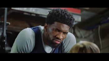 Hulu TV Spot, 'Hulu Has Live Sports' Featuring Joel Embiid - Thumbnail 8