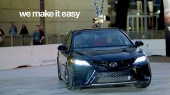 2019 Toyota Camry TV Spot, 'Deals Through Presidents Day' [T2] - Thumbnail 10