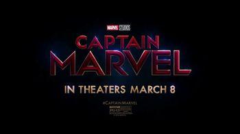 WNBA TV Spot, 'WNBA x Captain Marvel' - Thumbnail 9