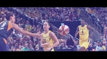 WNBA TV Spot, 'WNBA x Captain Marvel'