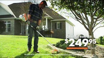 STIHL TV Spot, 'Grass Trimmers' - Thumbnail 5
