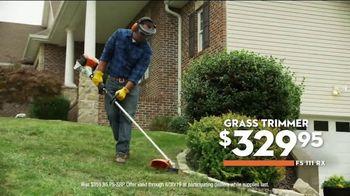 STIHL TV Spot, 'Grass Trimmers' - Thumbnail 7