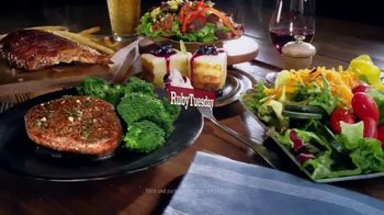 Ruby Tuesday Dinner for Two TV Spot, 'Your New Favorite' - Thumbnail 9