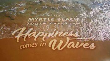 Myrtle Beach Area Convention & Visitors Bureau TV Spot, 'Winter Blues' - Thumbnail 10