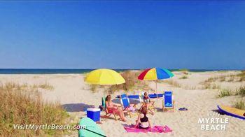 Myrtle Beach Area Convention & Visitors Bureau TV Spot, 'Winter Blues' - Thumbnail 2
