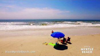Myrtle Beach Area Convention & Visitors Bureau TV Spot, 'Winter Blues' - Thumbnail 4