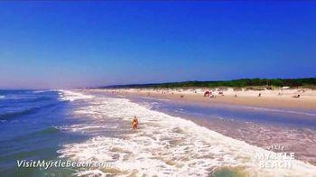 Myrtle Beach Area Convention & Visitors Bureau TV Spot, 'Winter Blues' - Thumbnail 5