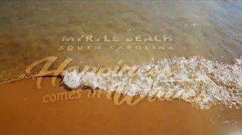 Myrtle Beach Area Convention & Visitors Bureau TV Spot, 'Winter Blues' - Thumbnail 9