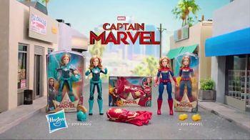 Captain Marvel Dolls & Power Effects Glove TV Spot, 'Soar Among the Stars' - Thumbnail 10