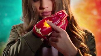 Captain Marvel Dolls & Power Effects Glove TV Spot, 'Soar Among the Stars' - Thumbnail 8