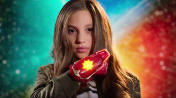 Captain Marvel Dolls & Power Effects Glove TV Spot, 'Soar Among the Stars' - Thumbnail 9