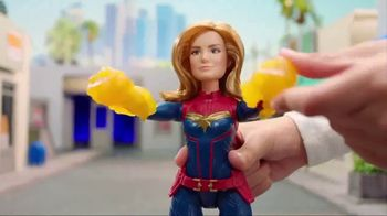 Captain Marvel Dolls & Power Effects Glove TV Spot, 'Soar Among the Stars'