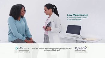 Kyleena TV Spot, 'Prevent Pregnancy Up to Five Years' - Thumbnail 2