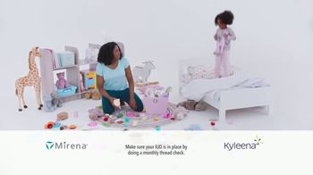 Kyleena TV Spot, 'Prevent Pregnancy Up to Five Years' - Thumbnail 5