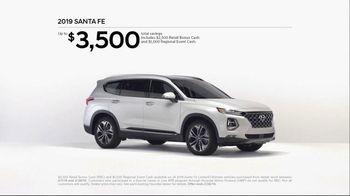 2019 Hyundai Santa Fe TV Spot, 'Safe Exit Assist' [T2] - Thumbnail 4