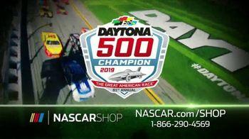 NASCAR Shop TV Spot, '2019 Daytona 500 Champion Gear'
