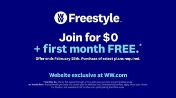 WW Freestyle TV Spot, 'The Foods They Love: First Month Free' - Thumbnail 8