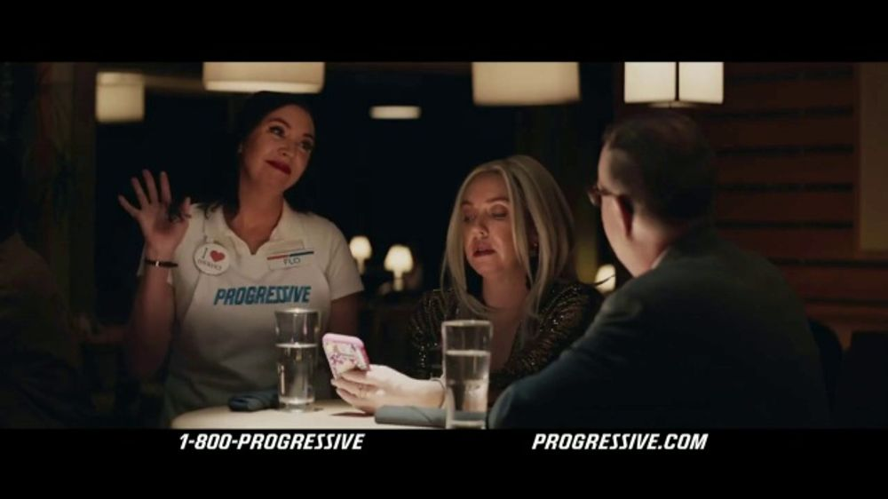 Progressive Name Your Price Tool TV Commercial, 'Blind Date'