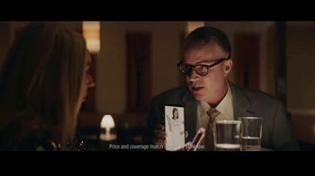 Progressive Name Your Price Tool TV Spot, 'Blind Date' - Thumbnail 6