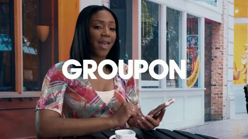 Groupon TV Commercial, 'Vote For Local: Yoga Poses' Featuring Tiffany Haddish